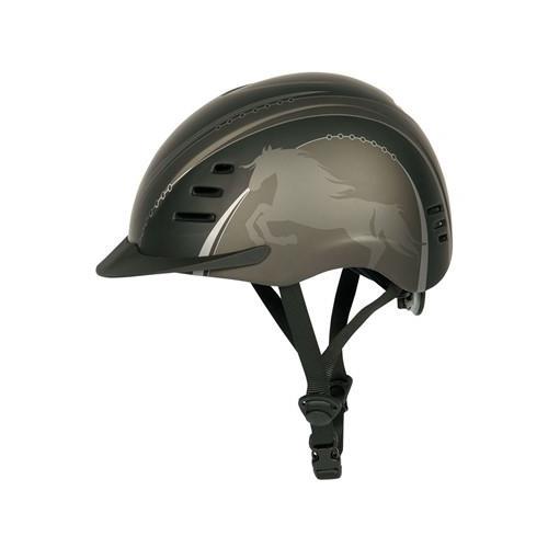 Jezdecká přilba Harry´s Horse Junior Pro, s potiskem - vel. S Přilba jezdecká Junior Pro, s potiskem, vel. S