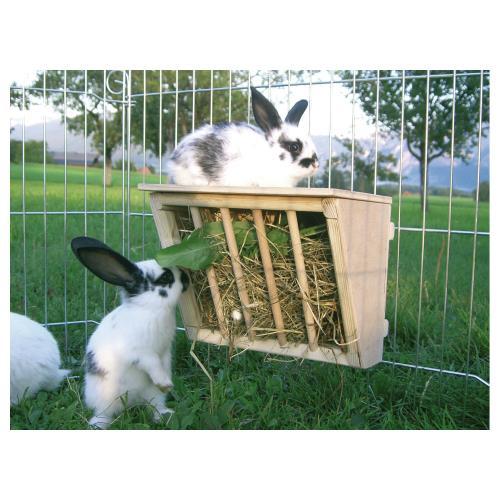 Jesle na seno pro králíky, dřevěné Jesle na seno pro králíky, dřevěné