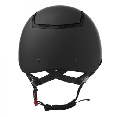 Jezdecká bezpečnostní přilba Equi-Theme Insert, černá - celočerná, vel. 52-54 Přilba jezdecká Equitheme Insert, celočerná, 52-54
