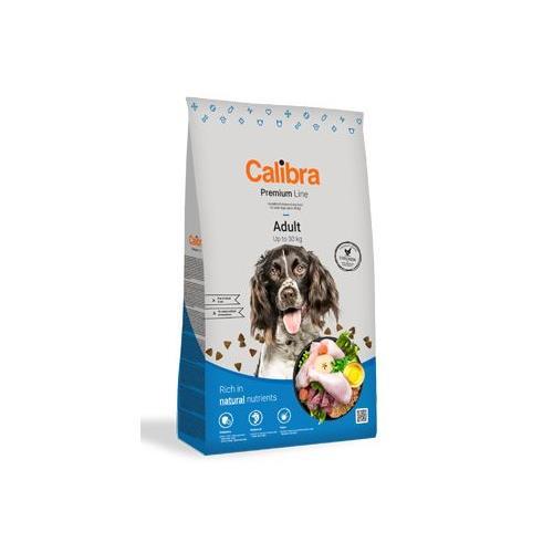 Calibra Dog Premium Line Adult 12 kg Calibra Dog Premium Line Adult 12 kg NEW.