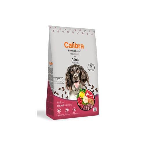 Calibra Dog Premium Line Adult Beef 12 kg Calibra Dog Premium Line Adult Beef 12 kg NEW.