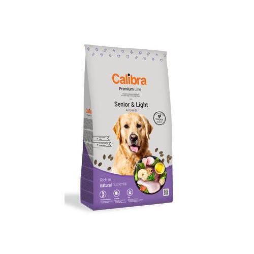Calibra Dog Premium Line Senior&Light 12 kg NEW Calibra Dog Premium Line Senior&Light 12 kg NEW.