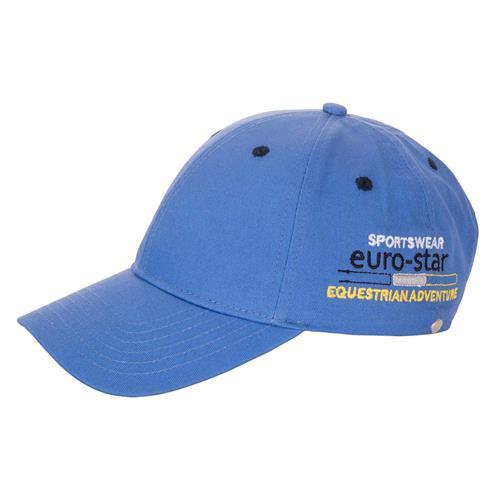 Kšiltovka Euro-Star - středně modrá Kšiltovka Eurostar, středně modrá