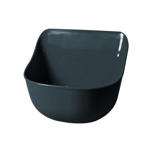 Plastový žlab KA rovný 12 l - antracit Plastový žlab KA rovný 12 l, antracit