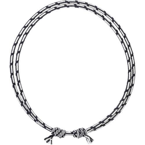 Nastavitelný kruh na krk USG - černo-bílý Kruh na krk USG, nastavitelný, černo-bílý