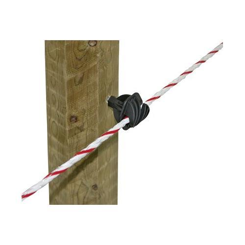 Izolátor pro elektrické ohradníky AKO, EASY Cord s vrutem 6 mm Izolátor pro elektrické ohradníky AKO, EASY Cord s vrutem 6 mm