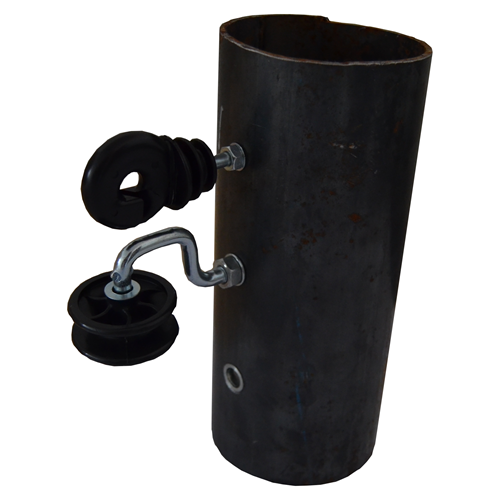 Izolátor pro elektrické ohradníky AKO, MAXI TAPE s M6 pro pásku 40 mm a lano do 6 mm Izolátor pro elektrické ohradníky AKO, MAXI TAPE s M6 pro pásku 40 mm a lano do 6 mm