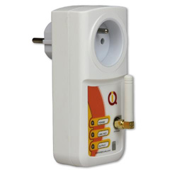 GSM zásuvka IQTS GS300