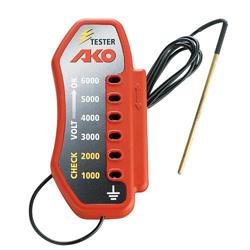 Zkoušečka pro elektrické ohradníky AKO, 0 - 6.000 V