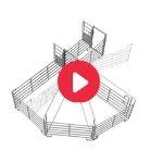 Video návod pro stavbu manipulační soupravy pro skot