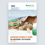 Napájení zvířat v zimě - prospekt 2021