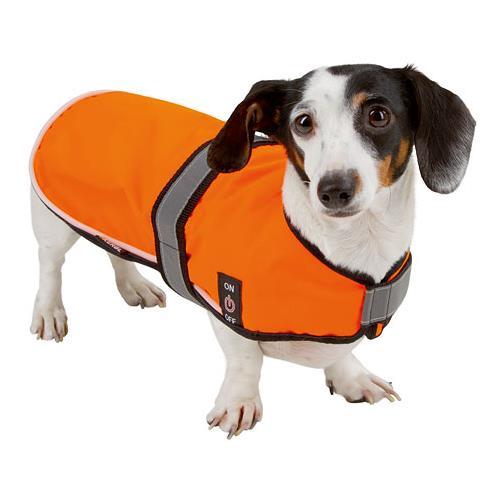 Reflexní bezpečnostní vesta pro psy