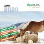 Prospekt Napájení zvířat v zimě 2020