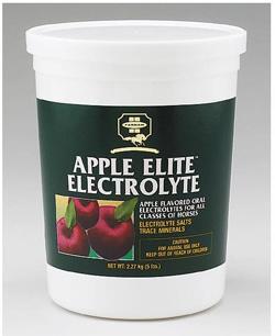 Elektrolyt s příchutí jablka Farnam
