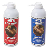Odpuzovač černé zvěře HAGOPUR - Wildschwein Stopp/Stopp